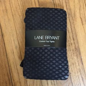 Lane Bryant Control Top Tights Size C / D